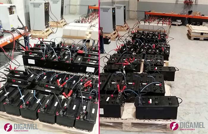 Battery lab
